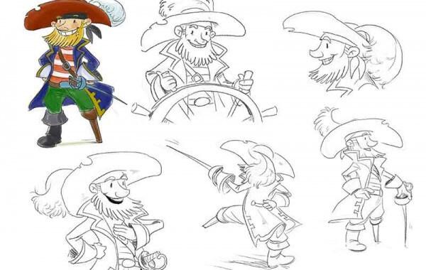 Pirate Crew (ID45)