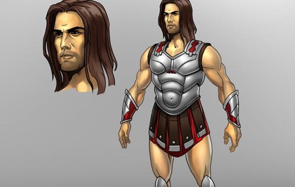 Barkane-Characters