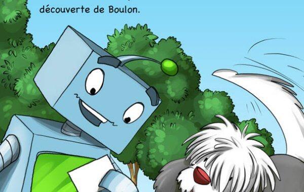 Robot Boulon
